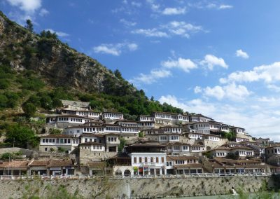Houses in Berat