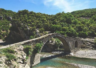 Albania-Permet-Benje-Springs