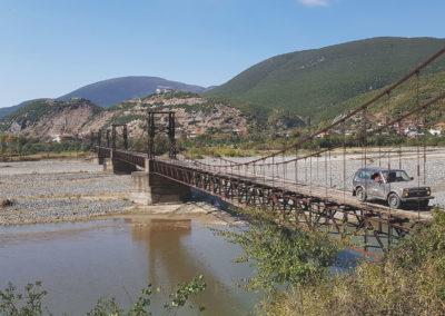 Albania Old Bridge Labinot