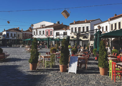 Albania_Korca_Bazaar