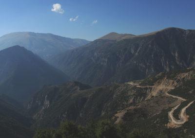 Albania_Kurvelesh_Nivica_Canyon