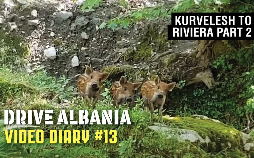 Drive Albania Video Diary #13 – Nivica Canyon to Riviera II