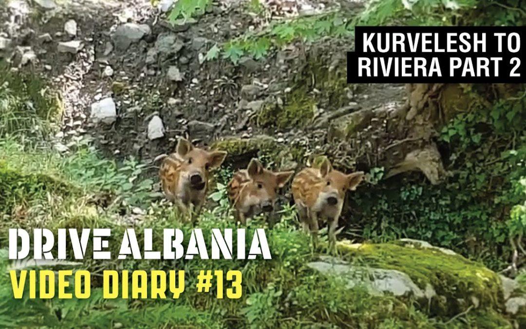 Drive Albania Video Diary #13 – Nivica Canyon to Riviera II