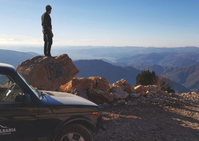 Lada-4x4-high-up-in-the-mountains