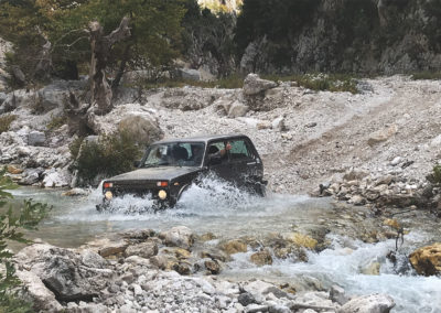 Lada River Crossing
