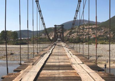 Lada-on-old-bridge