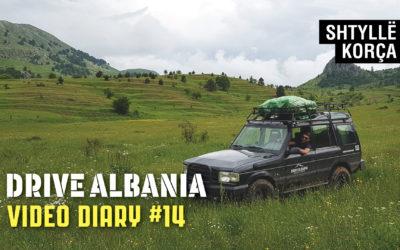 Drive Albania Video Diary #14 – Shtylle, Korça