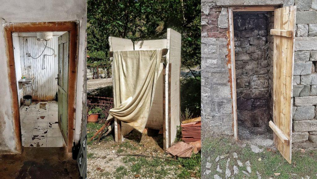 Albania travel guide toilets image
